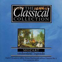 Mozart - Jupiter Symphony, Eine Kleine Nachtmusik, Horn Concerto No.2 (CD)