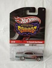 Hot Wheels Wayne's Garage 70 Plymouth Road Runner Gray