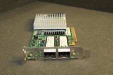 HP NC523SFP 10GB 2-Port SFP+ PCI-Ex8 Network Adapter 593742-001 QLE3242-HP