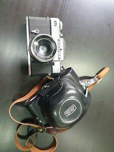 Icarex 35 S m Tessar 2,8 50mm Optik
