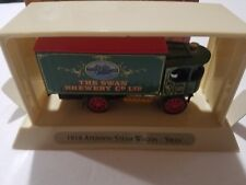 Matchbox MOY Great Beers of the World SWAN 1918 Atkinson Steam Wagon YGB03