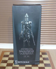 Sideshow Collectibles  Star Wars 1/6 Scale  IG-88 - V2   Scum & Villainy Series