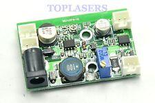 1w 1.6w 2w 405nm 445nm 450nm 520nm Laser Diode Driver Board Circuit 12V w/ TTL