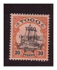 Togo Französische Besetzung Minr. 5 * (mh)