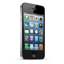 Excelente Apple Iphone 4s 16GB Teléfono inteligente Desbloqueado Negro IOS