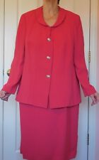 WOMEN'S MOTHER OF THE BRIDE DRESS 18 W  AND JACKET 16W SUNNY CHOI