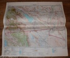 Authentic Soviet Topographic Map Mexicali, Baja California Mexico, USA #142