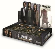 Cryptozoic Sleepy Hollow Seasons 1 Sealed Hobby Box (1 Auto & 1 Wardrobe per Box