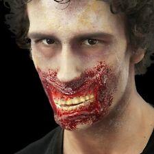 Woochie Látex horror Chatter Molde Zombie 3D #WO642 Dispositivo De Maquillaje Vestido de fantasía
