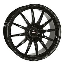 4 x Team Dynamics Black Pro Race 1.2 Alloy Wheels - 5x100 | 18x8 | ET35