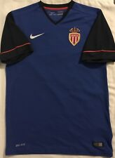 Nike AS Monaco FC Away Soccer Jersey Adult Size: Small