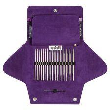 Addi Click Woolly Hugs Nadelset Tricot Aiguilles + tricoter avec étui 680-2 nouveau