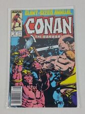 MARVEL COMICS Conan the Barbarian Annual #12  (1970 series)