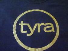 TYRA BANKS COOL HARD TO FIND TYRA TEE SHIRT LARGE