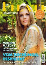 Filati Handstrick Ausgabe 67 vom Dschungel inspiriert Lana Grossa Anleitungen