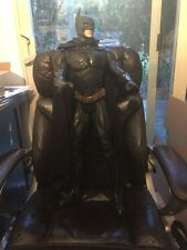 Dark Knight Batman  1/6th Scale Figure Signed By Christian Bale Michael Cain