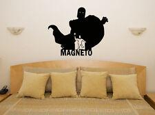 Magneto Marvel SUPERVILLANO Infantil Adhesivo para dormitorio pared imagen
