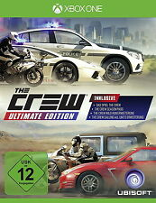 The Crew - Ultimate Edition (Microsoft Xbox One, 2016)