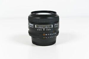 Nikon 24mm AF f/2.8 D Lens