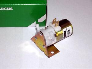 Lucas Electric Screen Washer Pump GWW125 WSB100 New