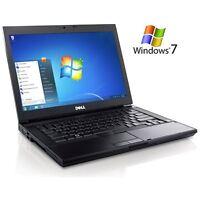 """Dell Latitude E6500 15.4"""" Core 2 Duo 2.93GHZ 4GB 500GB Windows 7 Laptop Notebook"""