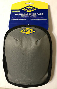 Washable Knee Pads Pair Construction Professional Leg Protection Work Safety New
