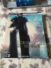 Crisis Core Final Fantasy VII (7) Strategy / Game Guide