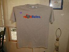 "New York Liberty Vintage Rare 2 Sided Shirt, Liberty ""Rules"", Champion, Xl, Nwt"