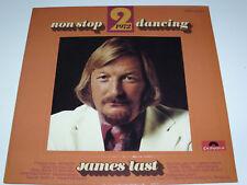 JAMES LAST non stop dancing 1972 / 2 - GERMANY LP