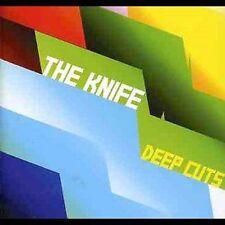 THE KNIFE - DEEP CUTS USED - VERY GOOD CD