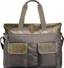 Genuine Tumi T-Tech Forge Rum Leather Honshu Carry All Tote RRP $395