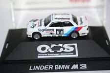 Herpa 1:87: 3526 Lindner BMW M3, OVP, Präs.box