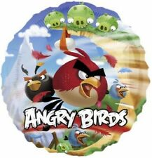 18 Inch Angry Birds  Foil Balloon