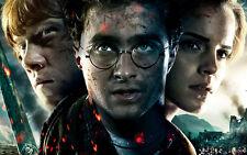 Harry Potter Characters Diamond Painting Kit 40 x 30 cm like cross stitch