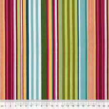 Streifen pink Stoff Baumwollstoff gestreift Patchwork Stoff Makower Bohemia