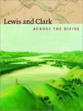 "NEW FACTORY SEALED ""Lewis & Clark:Across the Divide"" Carolyn Gilman 2003 HC/DJ"