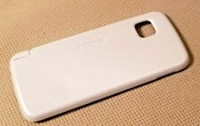 New Nokia OEM Battery Door Back Cover w/ Stylus for 5228 5230 NURON - WHITE