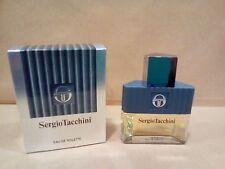 SERGIO TACCHINI CLASSICO UOMO EAU DE TOILETTE SPLASH 100ML.PRE BARCODE I°VERSION