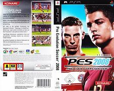 PSP-Pro Evolution Soccer 2008-USK 0-con instrucciones OVP