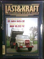 LAST & Kraft    Nutzfahrzeuge-Oldtimer   Nr: 4 aus 2005   in Schutzhülle