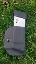 SW M&P Shield 45 IWB Kydex Mag Pouch/Holster with Retention Adjustment!
