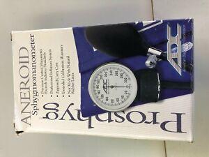 ADC Blutdruckmessgerät Aneroid Sphygmomanometer Adult 760-11AR