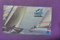 2003 AMERICAS CUP NEW ZEALAND OFFICIAL  POSTCARD UNUSED