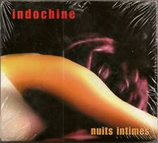 INDOCHINE  ** NUITS INTIMES ** DIGIPACK NEUF ET SCELLE - Columbia COL 5016312