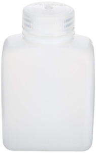 Nalgene Wide Mouth Rectangular Bottle