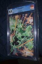 The Green Lantern #1 Jim Cheung Epic Comics Virgin Variant CGC 9.8 Rebirth
