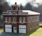 Branchline Trains 200 HO Hermann Firehouse Laser-Art Kit