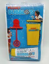 NEW Vintage Pocket Bubblo's Bubbles Hedstrom 1982 Toy NOS Sealed