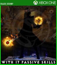 Diablo 3 Xbox One - Fully Modded Set Wizard - w/ 17 Passive Skills