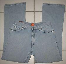 Hugo Boss -  Orange Label -  Men's LABEL 32W/34L  (31X32)Soft 100% Cotton Jeans